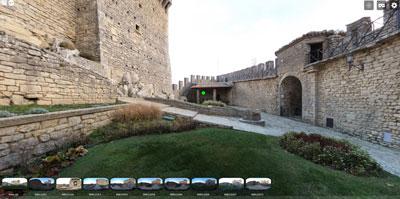 San Marino DPF network